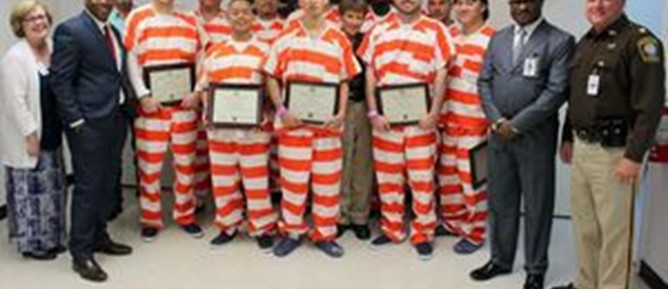 Inmates complete HVAC/Electrical program at FBCSO