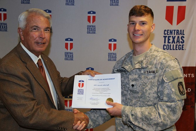 Soldiers complete 1st CTC HVAC program, offered jobs in San Antonio