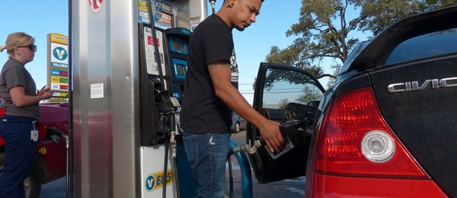 Summer gas prices hit 11-year low
