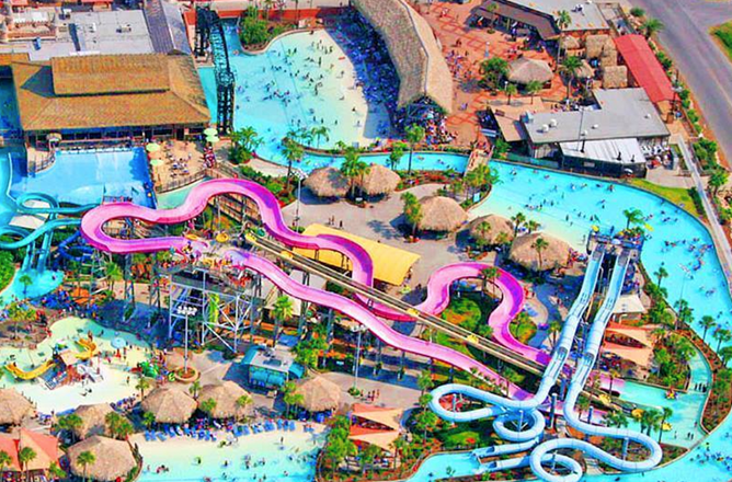 18 Water Parks To Keep You Cool this Summer That are Within Driving Distance from San Antonio