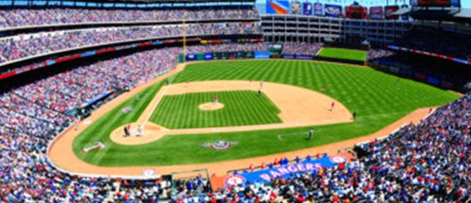Texas Rangers Sign Entic to Bring Greater Efficiency to Globe Life Park