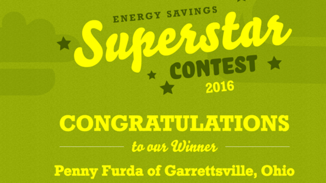 Ohio Resident Wins Lennox Energy Savings Contest