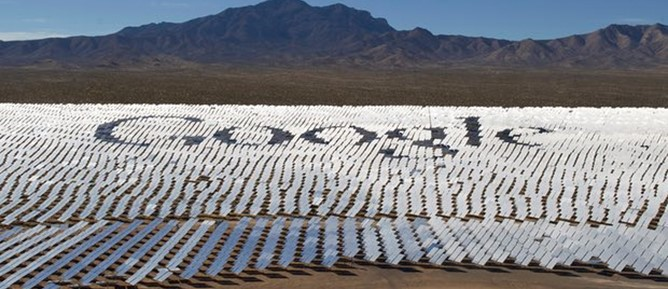 Google to be powered 100% by renewable energy from 2017